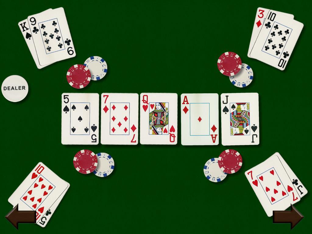 テキサスホールデムとはポーカーゲーム