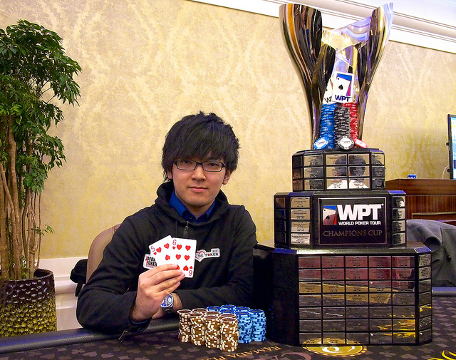 21歳でポーカー世界大会で優勝した横澤真人氏