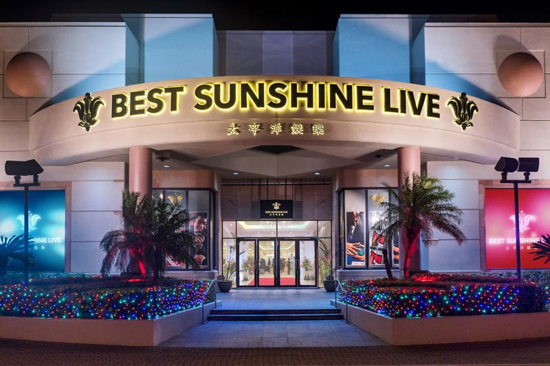 Best Sunshine Live in Saipan