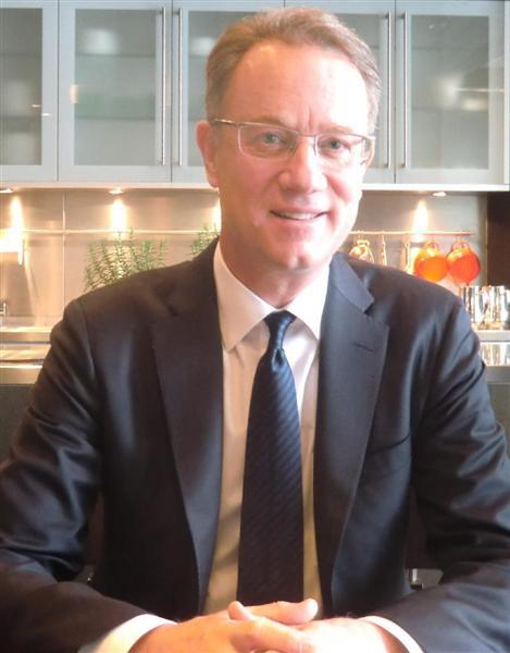 MBSのジョージ・タナシェヴィッチ社長