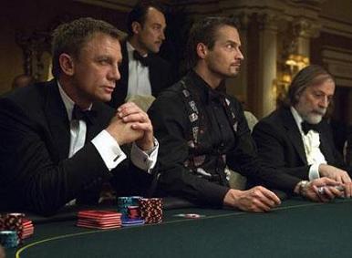 007の舞台にも。