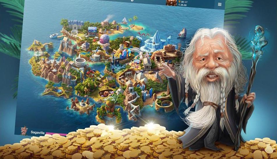 カジ旅アイランドを救う物語