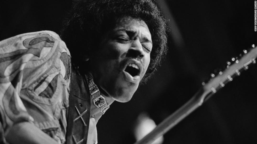 ジミ・ヘンドリックス(Jimi Hendrix)