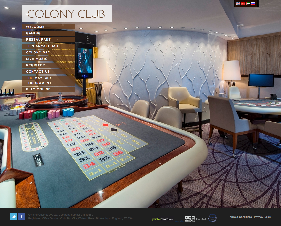 The Colony Club