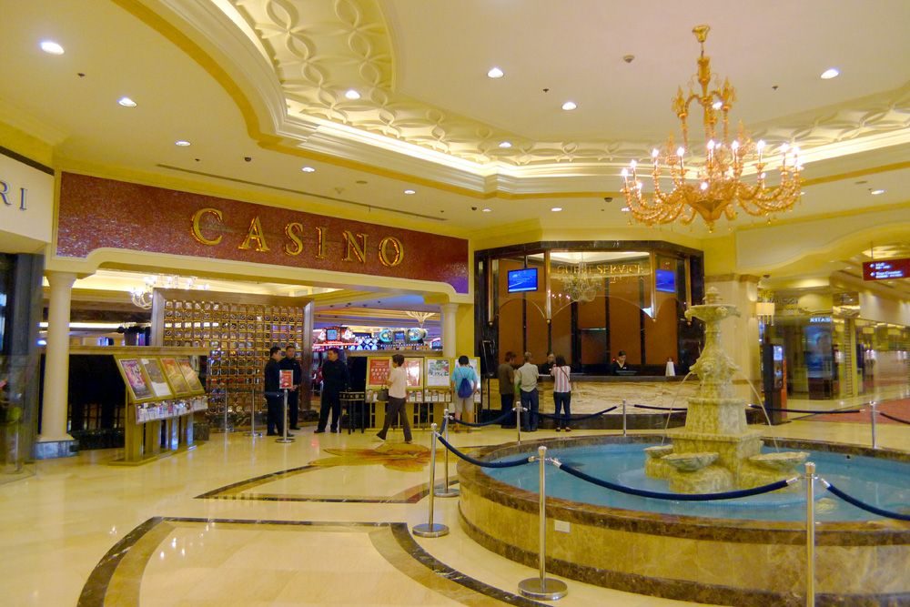 Resorts World Manila Casino