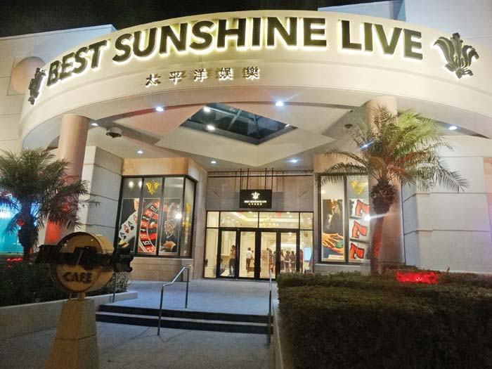 Best Sunshine Live casino(太平洋娯楽)