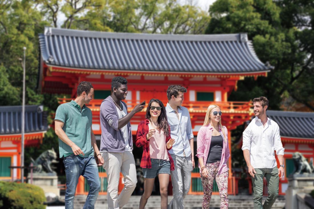日本の観光客に更なるエンタメを。
