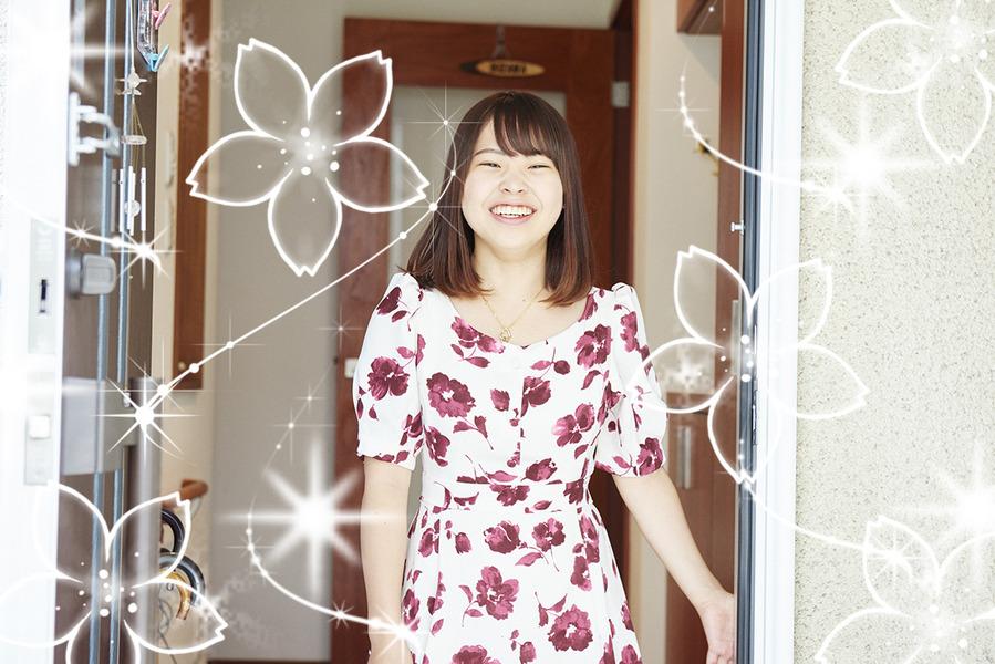 「四葉が瞬時に見つけられる能力」を持つ生澤愛子さん