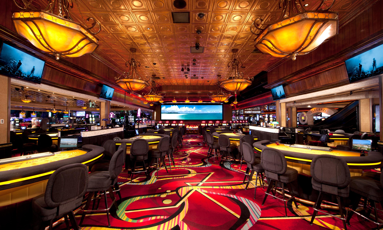 カジノでゲームテーブルは必須