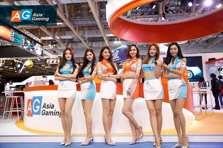 2012年設立のアジアゲーミング