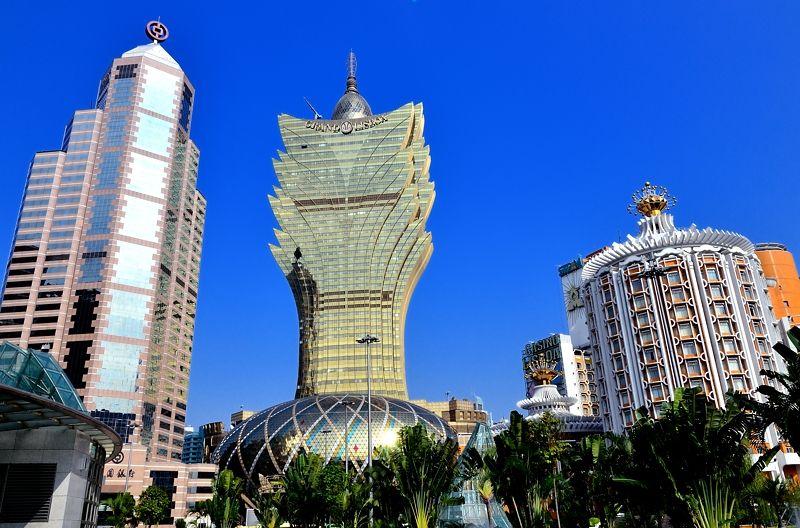 グランド・リスボア・マカオ(Grand Lisboa Macau)