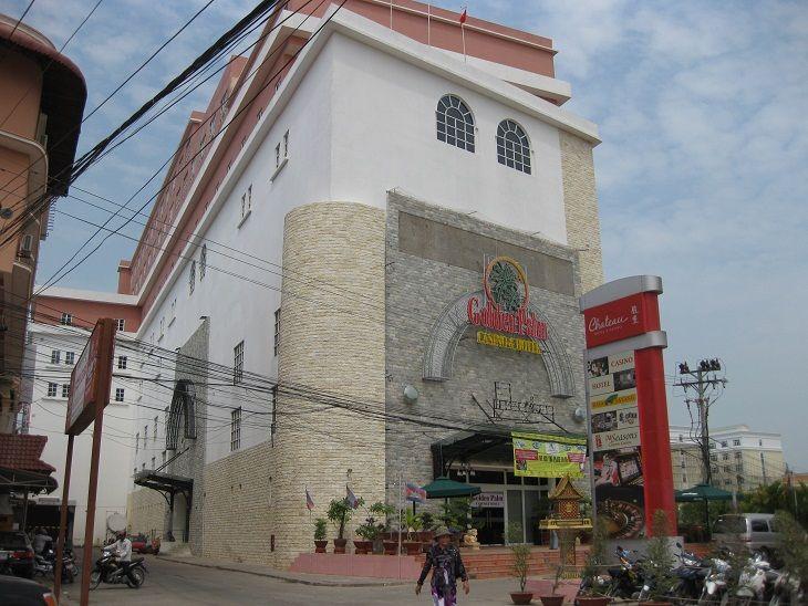 ゴールデンパーム・カジノ&ホテル カンボジア