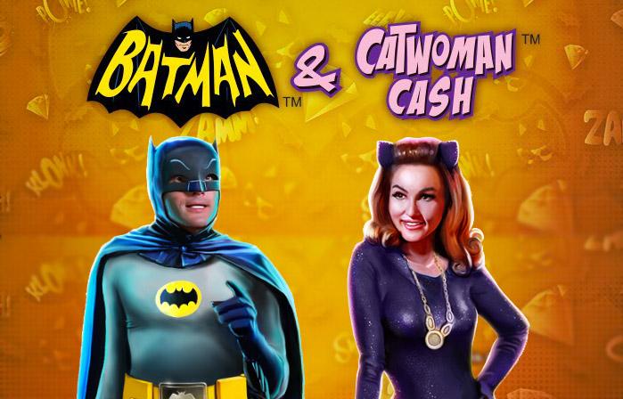 主役はバットマンとキャットウーマン