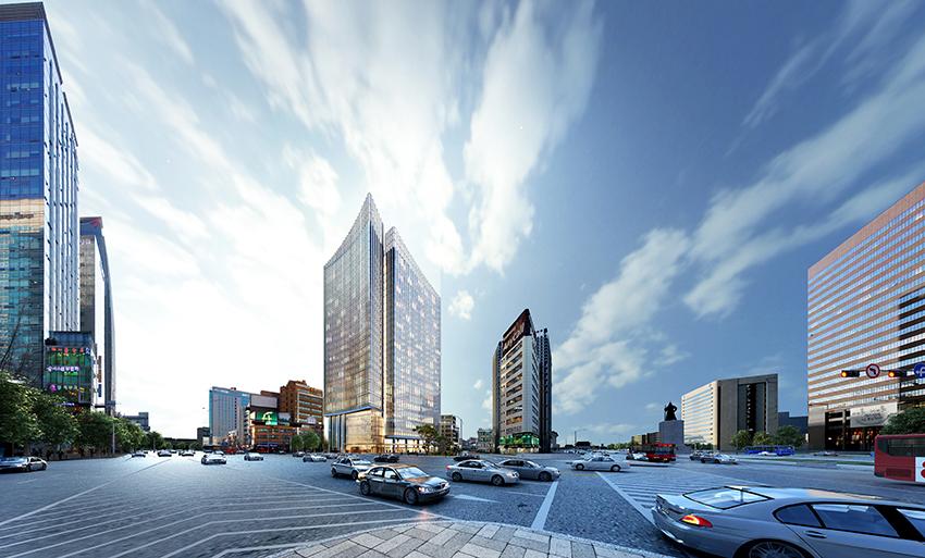 今回の宿泊先は5つ星ホテル「フォーシーズンズホテル」