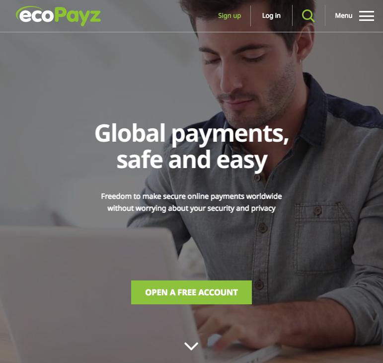 ecoPayz(エコペイズ)