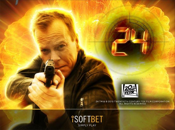 24(TWENTY FOUR)のビデオスロット