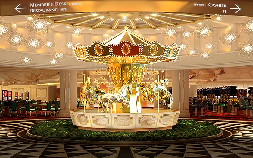 韓国最大面積の外国人専用カジノ