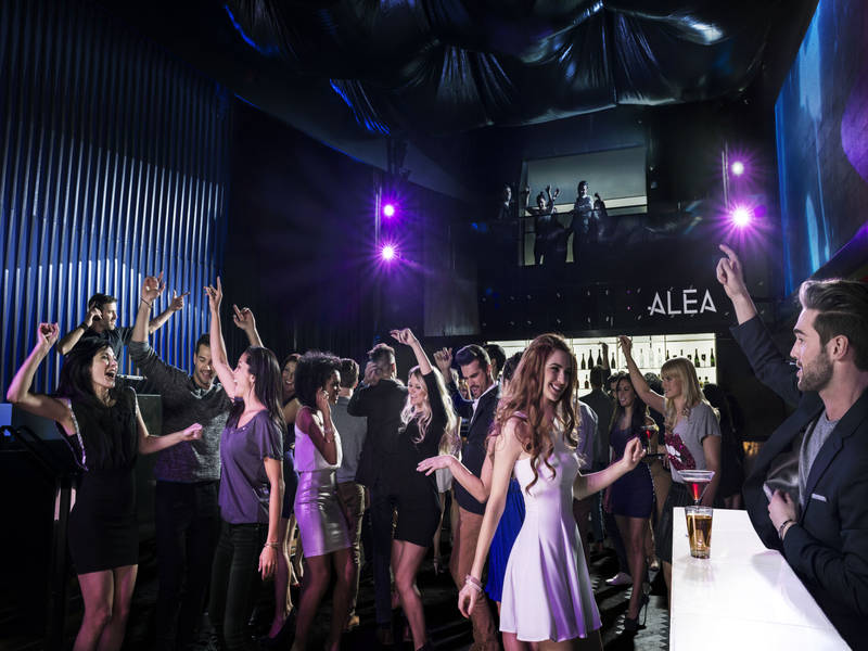 ALÉA nightclub