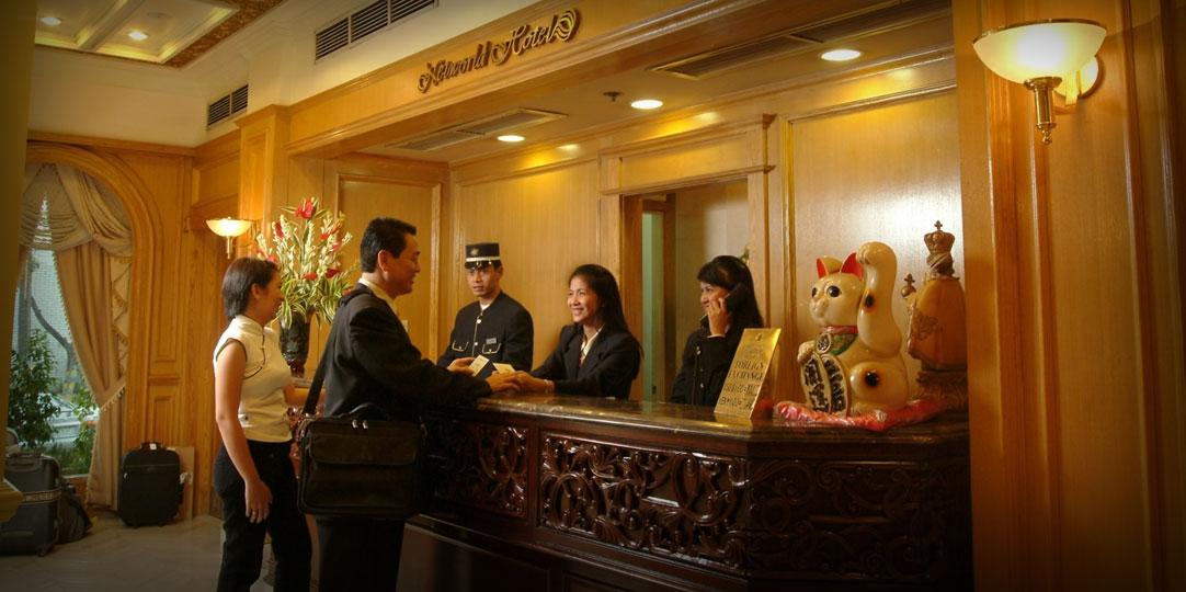 日本人対応がしっかりとしたホテルサービス