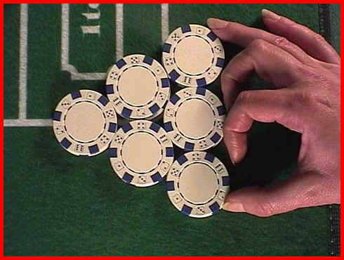 Las Vegas Dealing School - Learn How to Push Roulette Chips