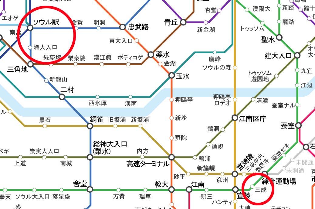 乗り継ぎがあるし、駅までの距離も。