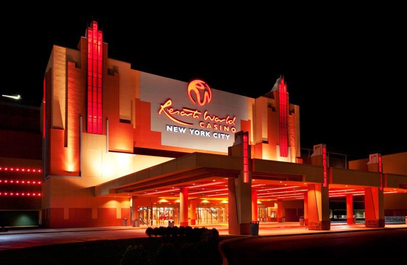 リゾート・ワールド・カジノ・ニューヨークシティ(Resort World Casino New York City)