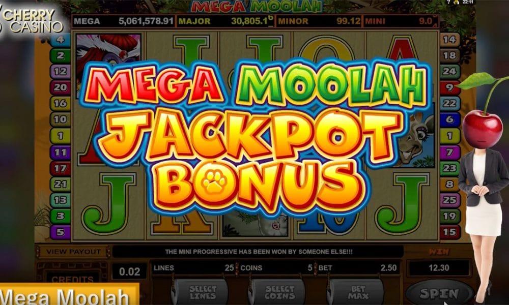 【CASINO EXPRESS】とんでもないジャックポットが眠っているマイクロゲーミングのスロット「Mega Moolah」   日本人の為のオンラインカジノ【JOC】