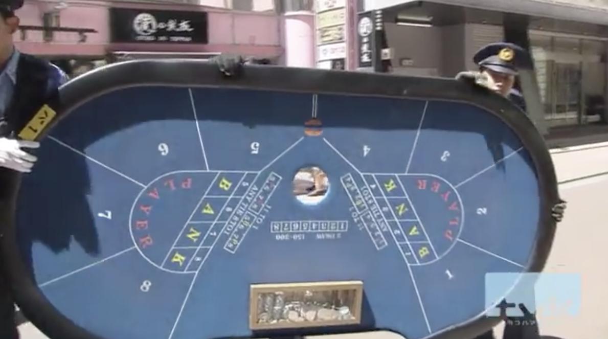 バカラ 賭博 と は
