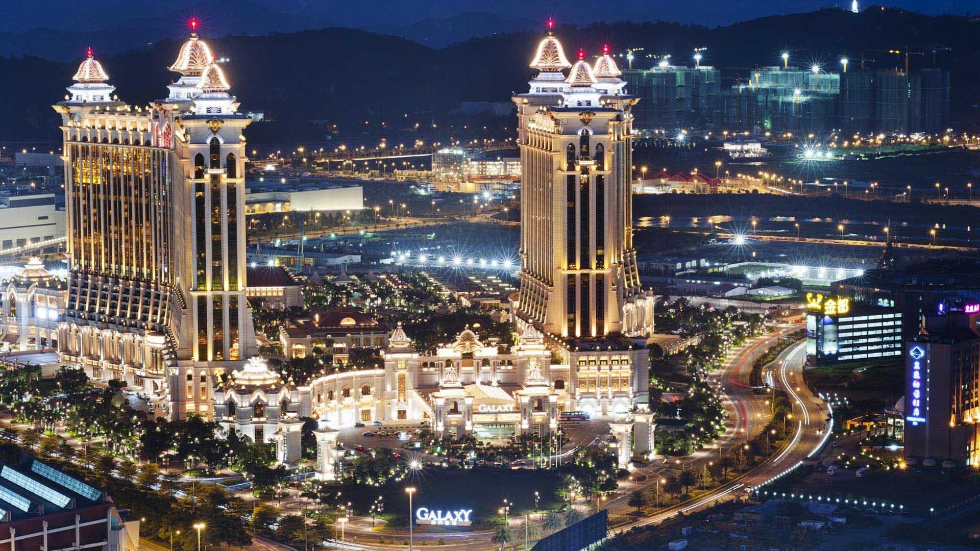 Galaxy Macau Casino / ギャラクシー・マカオ・カジノ