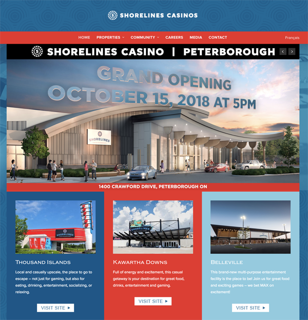Shorelines Casino Peterborough