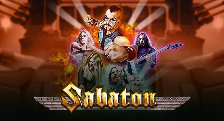 【Sabaton】サバトンのコラボスロット誕生。新曲をBGMに様々なフィーチャーで熱い勝利を掴もう!   日本人の為のオンラインカジノ【JOC】